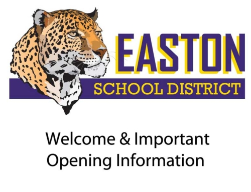Welcome & Important Opening Information